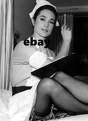 """Shirley Anne Field Carry on Films 10"""" x 8"""" Photograph no 1"""
