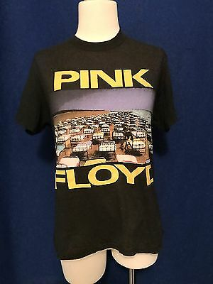 vintage 1987 Pink Floyd Momentary Lapse TOUR CONCERT TSHIRt shirt MED MINT