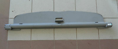VW Passat 3BG 3B9867871T 8LE Luggage compartment roller blind Boot cover grey