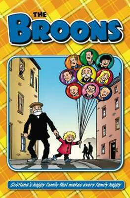 The Broons: Scotland's happy family that makes every family happy (Paperback)