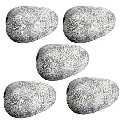 5pcs Fish Cichlids Rock Cave Breeding Stone Aquarium Landscaping Ornaments