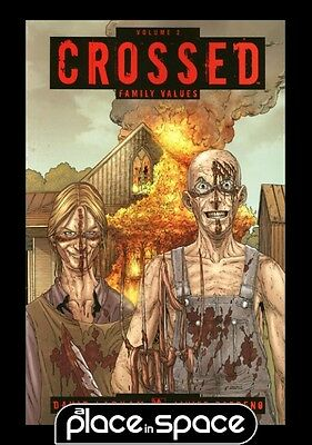Crossed Vol 02 Family Values - Graphic Novel