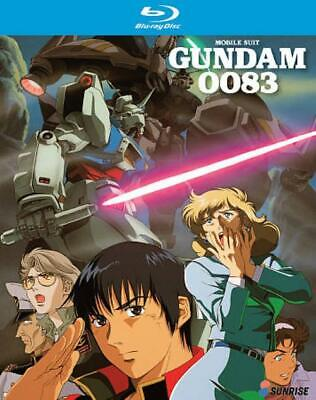 Mobile Suit Gundam 0083: Stardust Memory - Complete Collection New Blu-Ray Disc