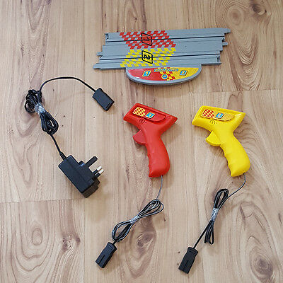 My first Scalextric - Latest Controllers / Throttles, Powerbase, Adaptor