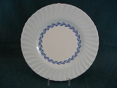 "Minton Cheviot Blue Pattern S451 Round 9 1/8"" Luncheon Plate(s)"