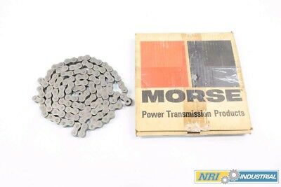 New Morse Bl523 5/8 In 10Ft Leaf Roller Chain D557915