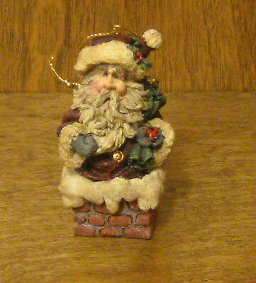 Boyds Resin Ornament #2552 SLIKNICK IN THE CHIMNEY, NEW/Box From Retail Store