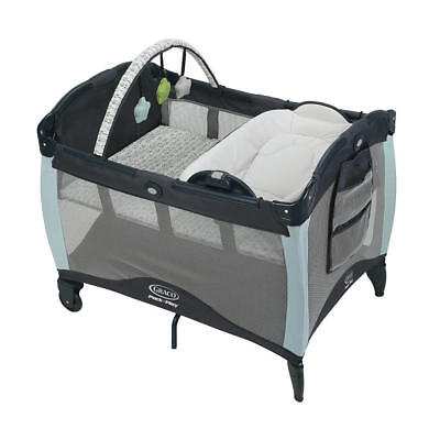 New Graco Pack 'n Play Playard With Reversible Newborn Napper Station & C - Etho