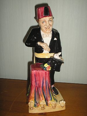 Ltd Ed 'Tommy Cooper' Jug by Kevin Francis /Peggy Davies