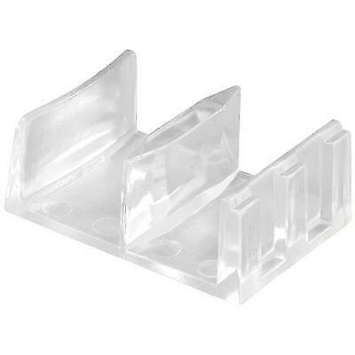 Prime-Line Products M 6058 Shower Door Bottom Guide Assembly,(Pack of 2) New