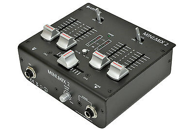 Citronic Mini:Mix2 172.756 2 Channel Line/USB Mixer