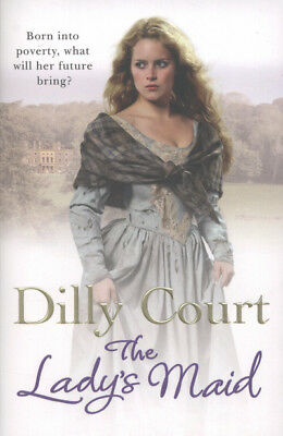 The lady's maid by Dilly Court (Paperback)