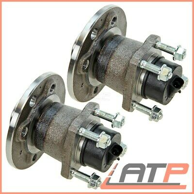 2x REAR AXLE WHEEL HUB + BEARING KIT VAUXHALL ASTRA MK 2 3 F 4 G +VAN CARLTON 3