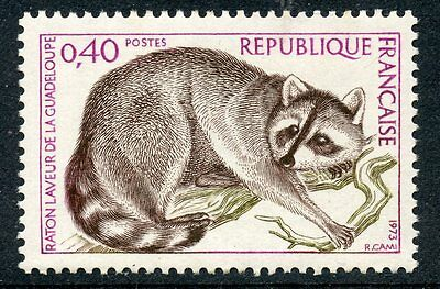 Stamp / Timbre France Neuf Luxe N°  1754 ** Faune Raton Laveur