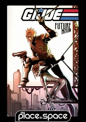 Gi Joe Future Noir New Ed - Softcover