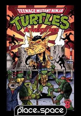 Tmnt Adventures Vol 08 - Softcover