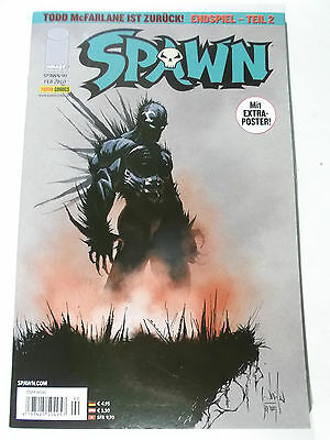 SPAWN Heft #  90 + Poster ( Panini ) Z 1