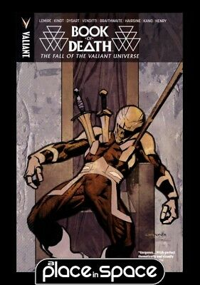 Book Of Death Fall Of The Valiant Universe  - Softcover