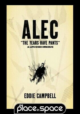 Alec Years Have Pants Life Size Omnibus