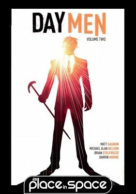 Day Men Vol 02 - Softcover
