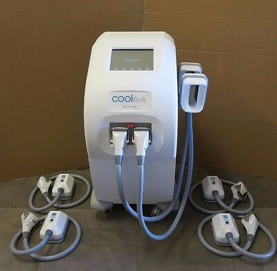 Cocoon Medical Cooltech Body Fat Freezing Reduction Beauty Machine System