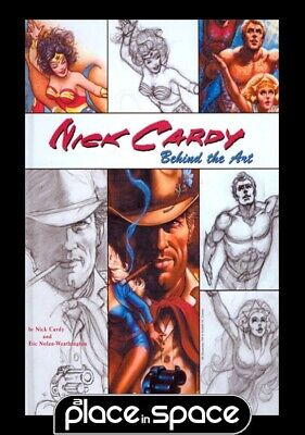 Nick Cardy Behind The Art - Hardcover