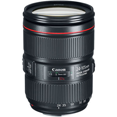 Canon EF 24-105mm f/4L IS II USM Lens 1380C002
