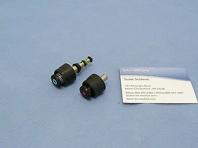 Olympus MH438 Air-Water Valve and MH443 Suction Valve set