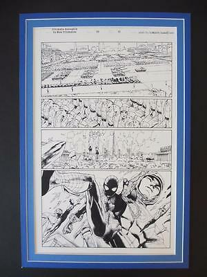 Ultimate Avengers VS. New Ultimates #5 - (Original Art) Page 12 by Jason Paz!!!