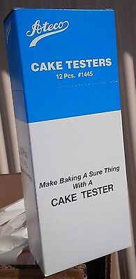 Ateco Cake Testers 12 Pack  Tester