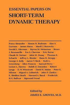 Essential Papers on Psychoanalysis: Essential Papers on Short-Term Dynamic