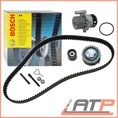 Bosch Timing Cam Belt Kit + Water Pump Skoda Roomster 5J 1.4+1.9