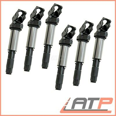 6x IGNITION COIL BMW 3 SERIES E46 320-330 M3 3.2 5 E39 E60 E61 520-550