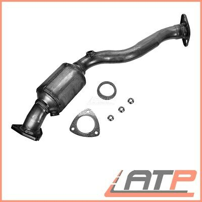 Type Approved Catalytic Converter+ Fitting Kit Honda Jazz 2 Ii Gd 1.2 1.4 2002-