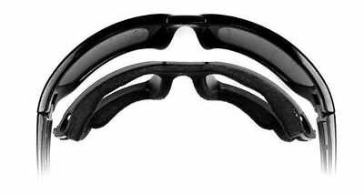 Wiley X CCECHG Black Removable Facial Cavity Seal Unisex Eyewear Accessories