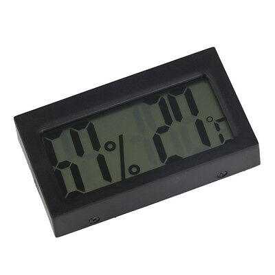 New TH-4 Digital LCD Indoor Thermometer Hygrometer Temperature Humidity Meter