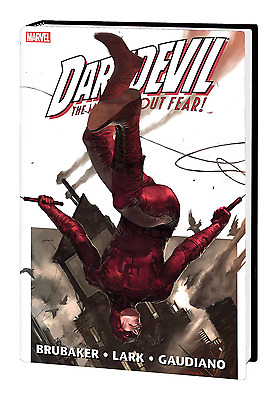 Marvel Comics DAREDEVIL BY BRUBAKER AND LARK OMNIBUS Vol #1 608 page New Edition
