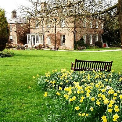 Hotel Voucher - Short Break for 2 People in Derbyshire at Alison House Hotel