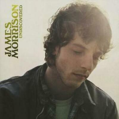 James Morrison : Undiscovered CD (2006) Highly Rated eBay Seller Great Prices