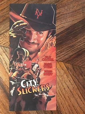 City Slickers Columbia Pictures Screening Invitation 1991 Mann's Chinese