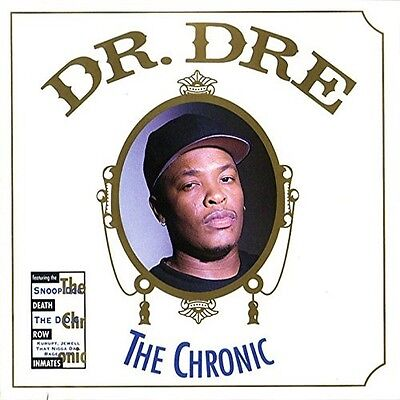Dr. Dre - The Chronic (2LP Vinyl) 2017 Death Row Records