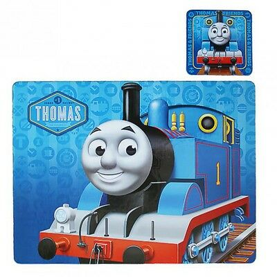 Thomas and his Friends - Set Table Mat & Coasters Thomas - The little Engine