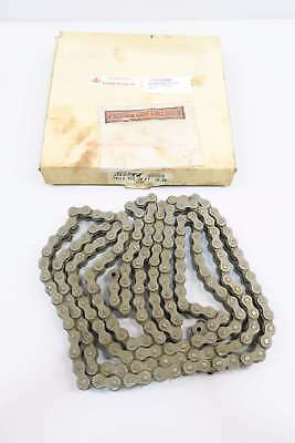 New Morse 50Xlo O Ring 5/8 In 10Ft Single Strand Riveted Roller Chain D558141