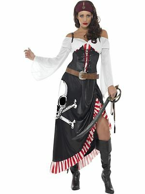Sultry Swashbuckler, UK Size 12-14, Pirate Fancy Dress