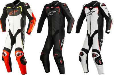Alpinestars Mens GP Pro 1 Piece Tech-Air Compatible Leather Suit