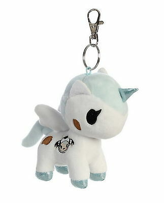 Aurora Tokidoki Unicorno Plush Clip-On Figure - Mooka