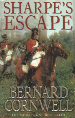 Sharpe's escape: Richard Sharpe and the Bussaco Campaign, 1811 by Bernard