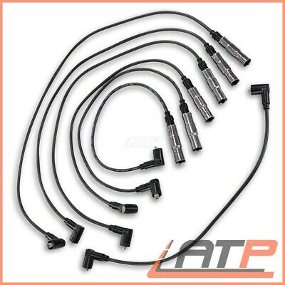 Ignition Cable Set 7 Leads Vw Corrado 91-95 Golf Mk 3 1H 94-97 2.9 Vr6