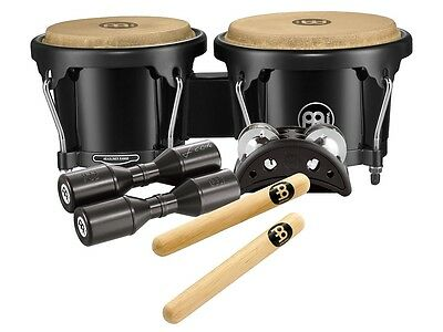 Meinl Bongo & Percussion Set - 4-teilig
