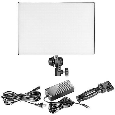Neewer 432 LED PT-650B Dimmable Camera Camcorder Video Light Panel